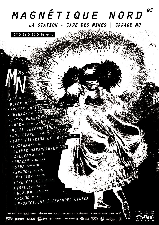 [Festival] Magnétique Nord 5