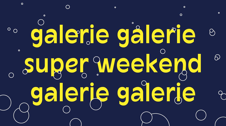 [Kiblind x Adobe] Galerie #superweekend
