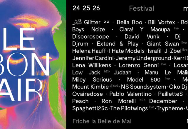 [Festival] Le Bon Air 2019