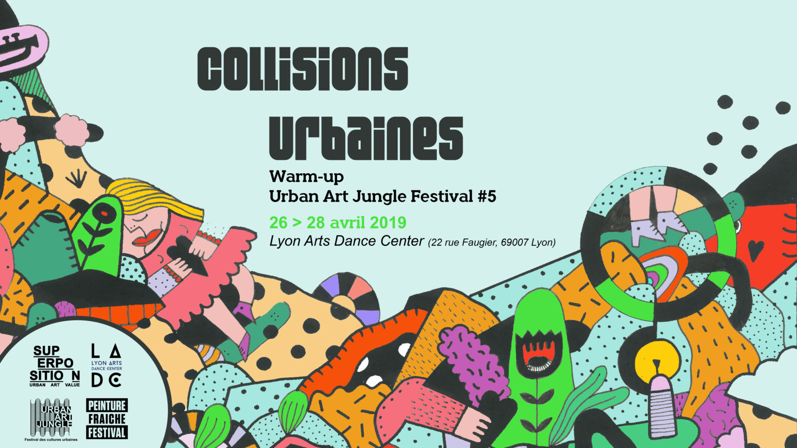 [Festival] Collisions Urbaines