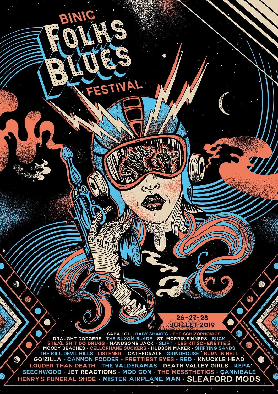[Festival] Binic Folks Blues