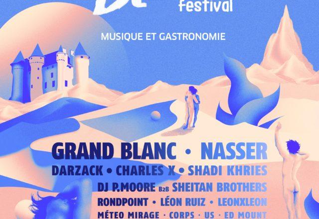 [Festival] La Douve Blanche