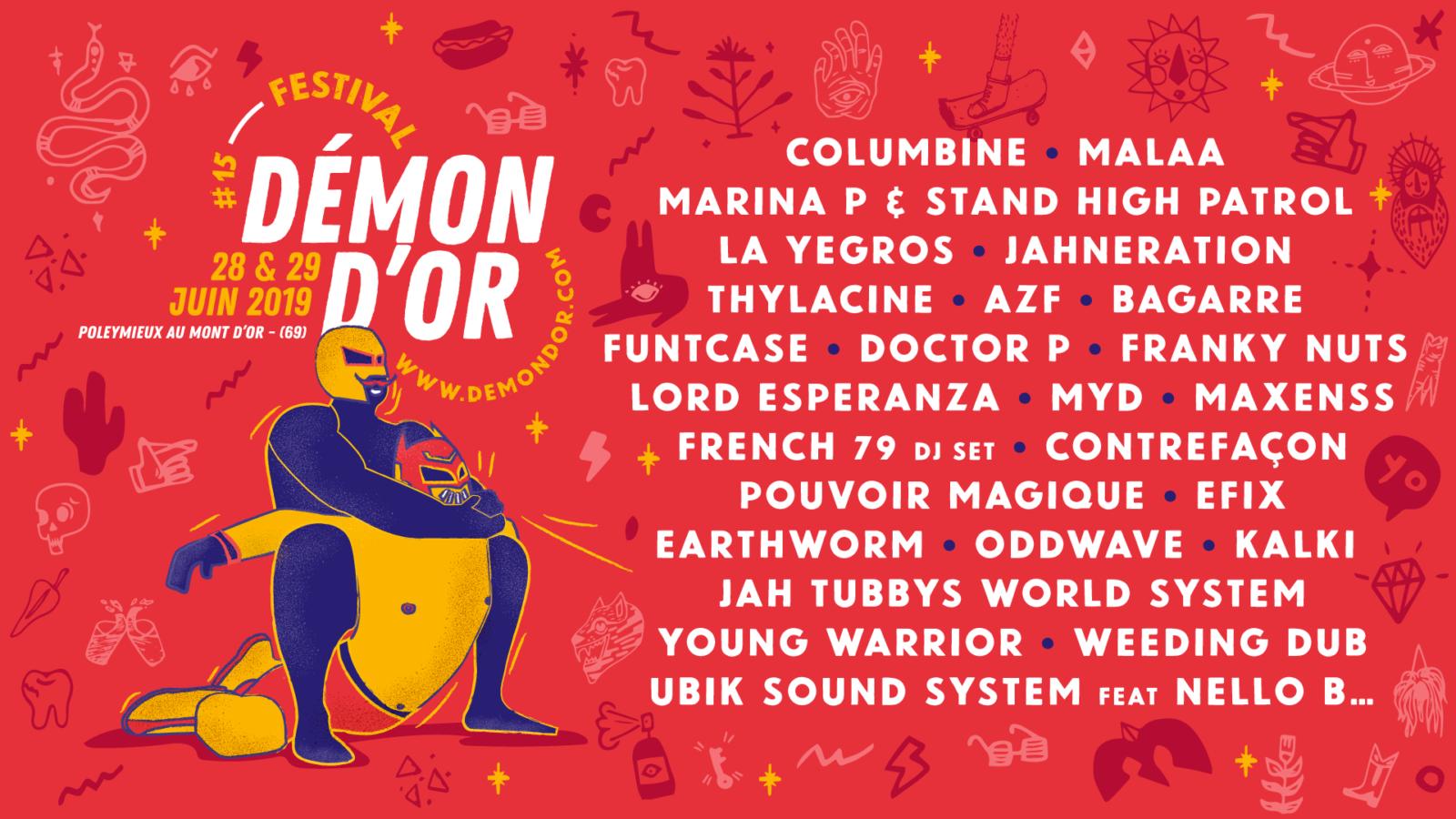 [Festival] Démon d'Or 2019