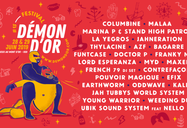 [Festival] Démon d'Or 2019