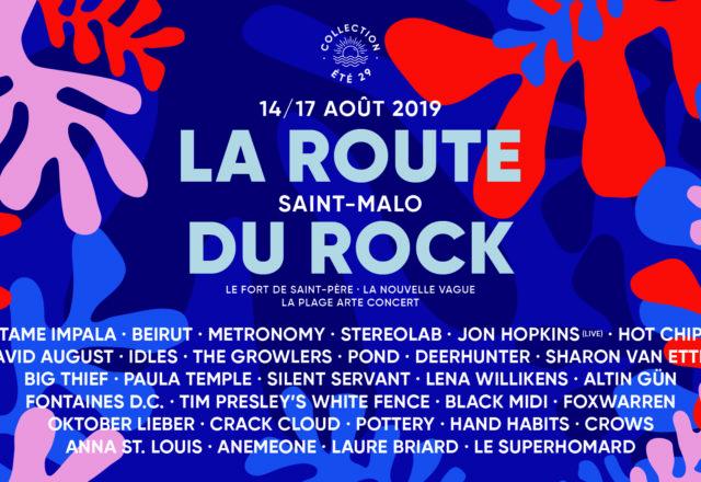 [Festival] La Route du Rock 2019
