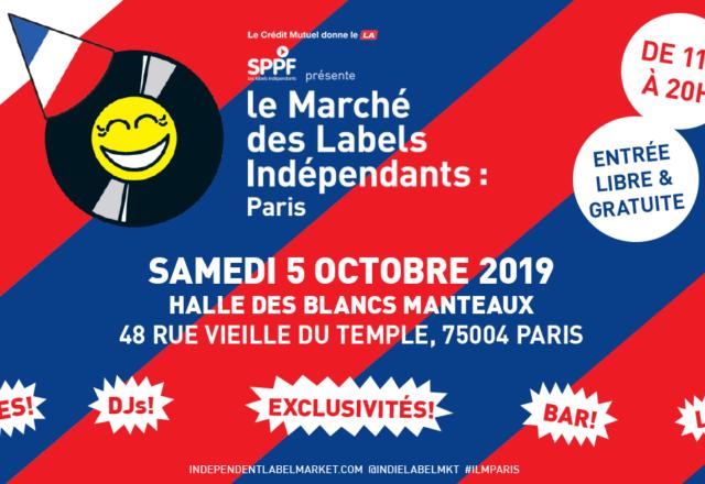 [Marché] des Labels Indépendants 2019