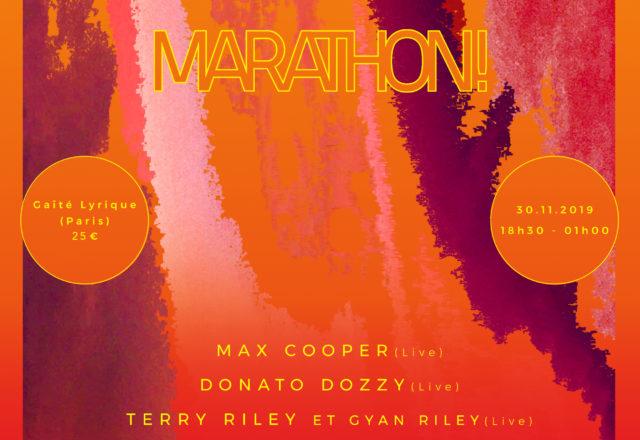 [Playlist] Marathon! 2019