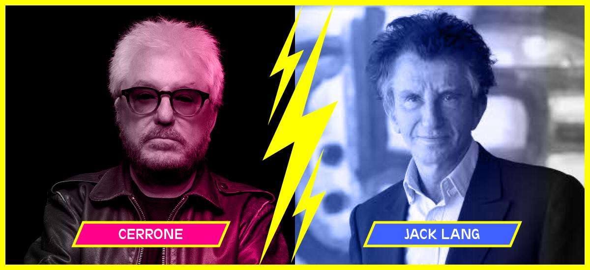 [Back2Back «Nuit»] Cerrone & Jack Lang