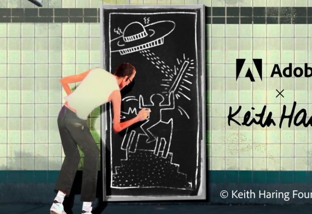 [Kiblind x Adobe] Concours Keith Haring
