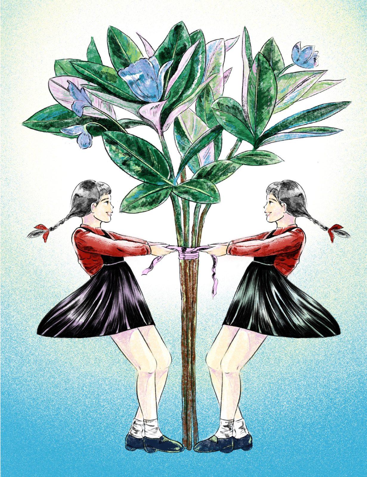 [Les Gens du mag] Barbarian Flower