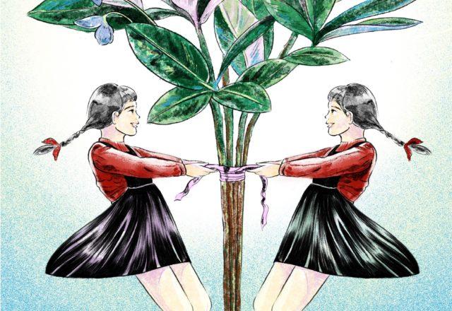 Les Gens du mag : Barbarian Flower