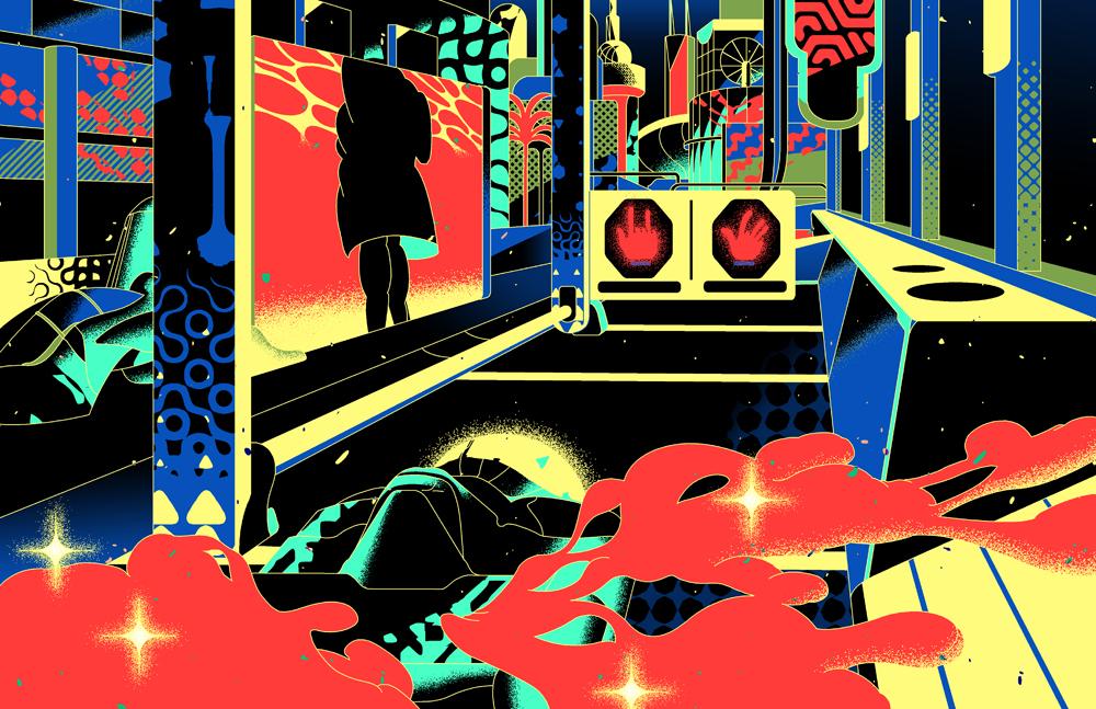 Thème : La Ville la nuit