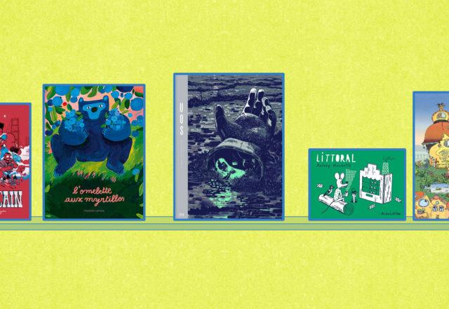 Bibliothèque : Notre sélection de livres du 14 mai