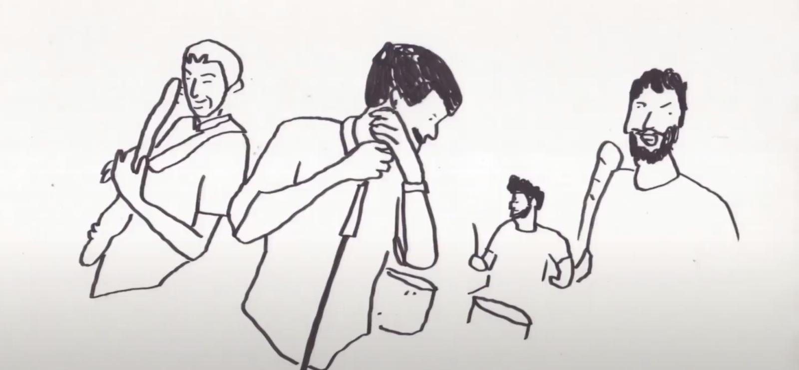 Première clip : MSS FRNCE – Jean-Paul Belmondo