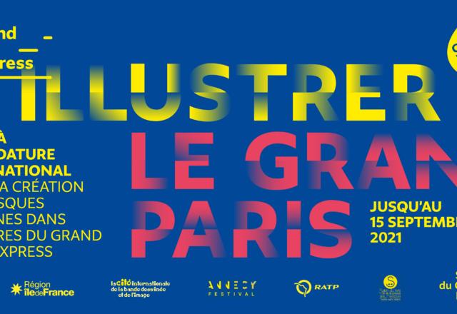 Concours : «Illustrer le Grand Paris» propose aux artistes de dessiner les fresques des quais des futures gares