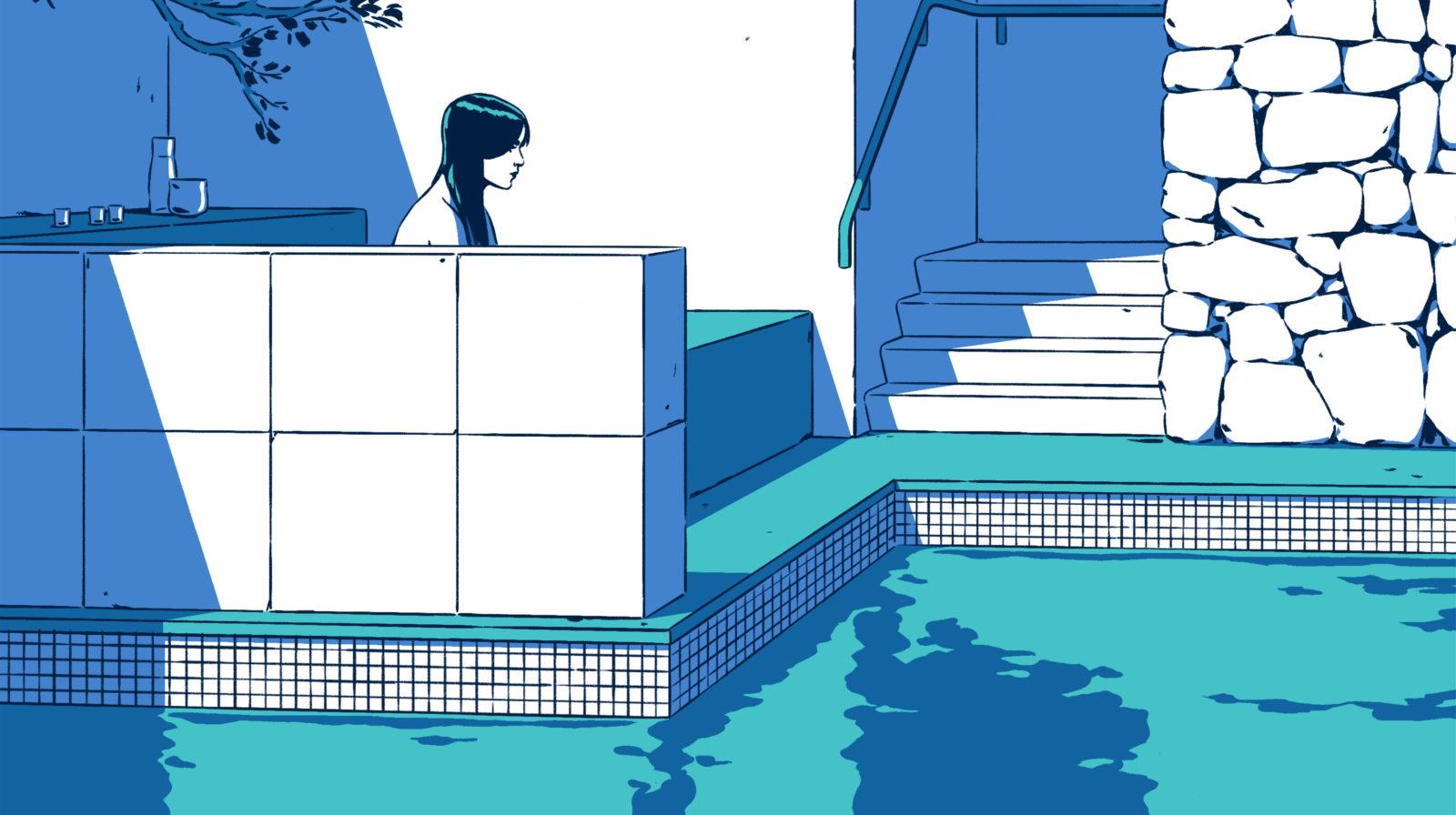 Thème : La grande baignade