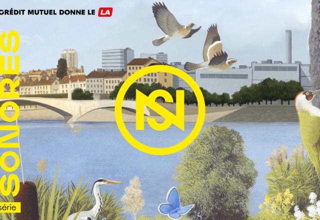 DA de Festival : Nuits Sonores 2021 par Jean Grosson