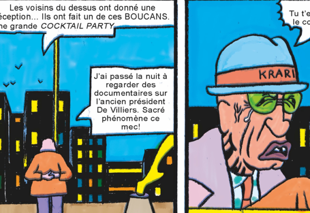 Les Gens du Mag : Xavier Bouyssou