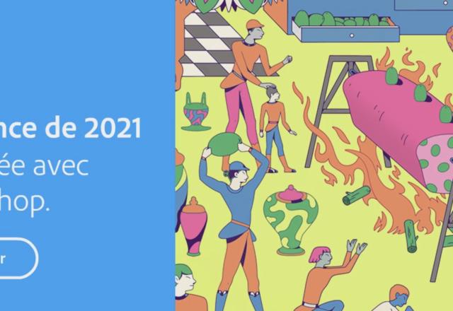 Partenariat : Concours Adobe – Vision Food 2021